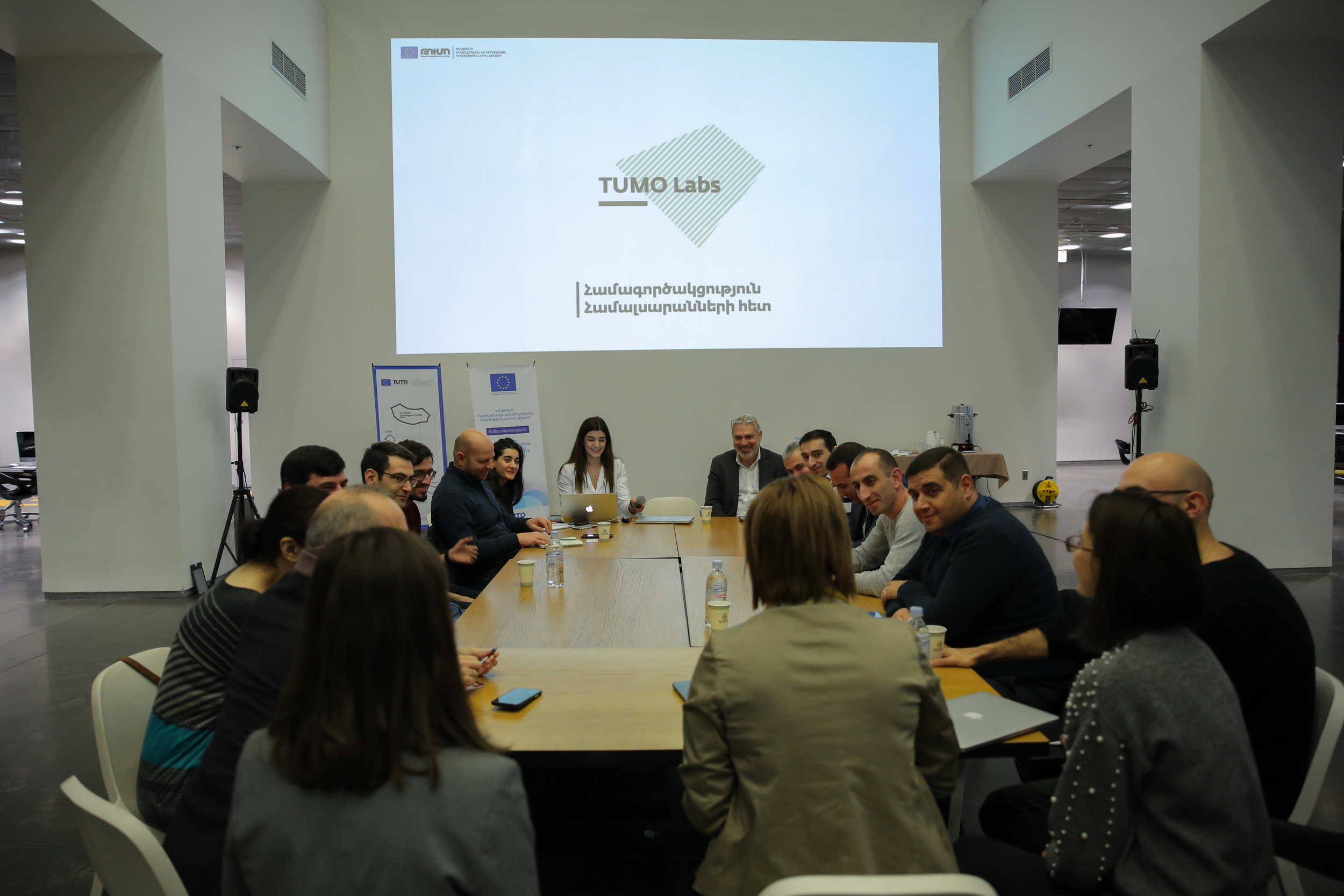 TUMO Labs Kicks Off Partnerships with Academic Institutions in Armenia