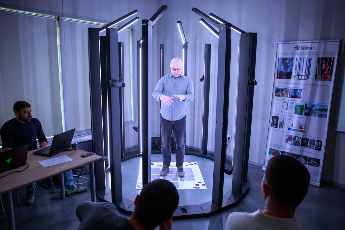 Working With the Future of 3D Scanning